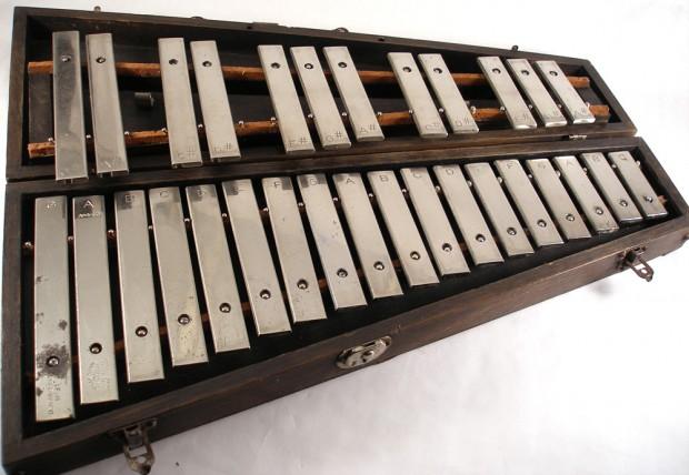 Vintage J. C. Deagan – Special No. 31 Flat Top Orchestra Bells