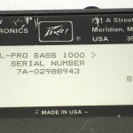 Peavey Bass Preamp - 5