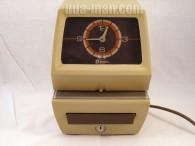 Simplex 1101 Mechanical Time Clock