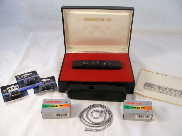 Minox C – Black Finish