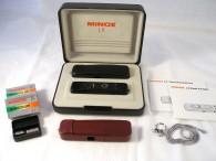 Minox LX – Black Finish