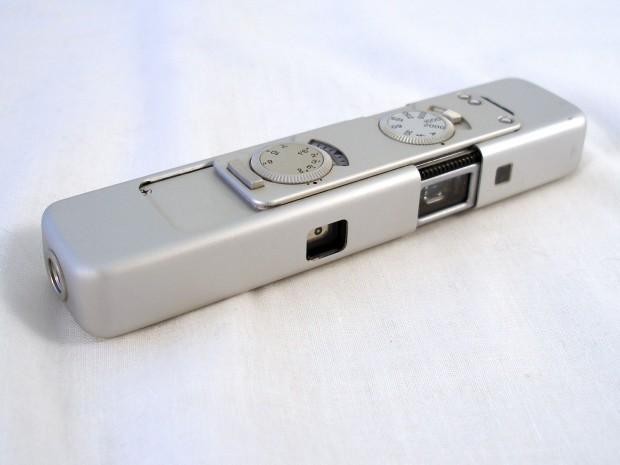Minox LX – Silver